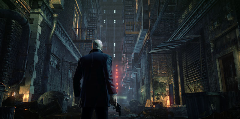 hitman absolution ambientacion