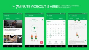 7 minutes work app fitness